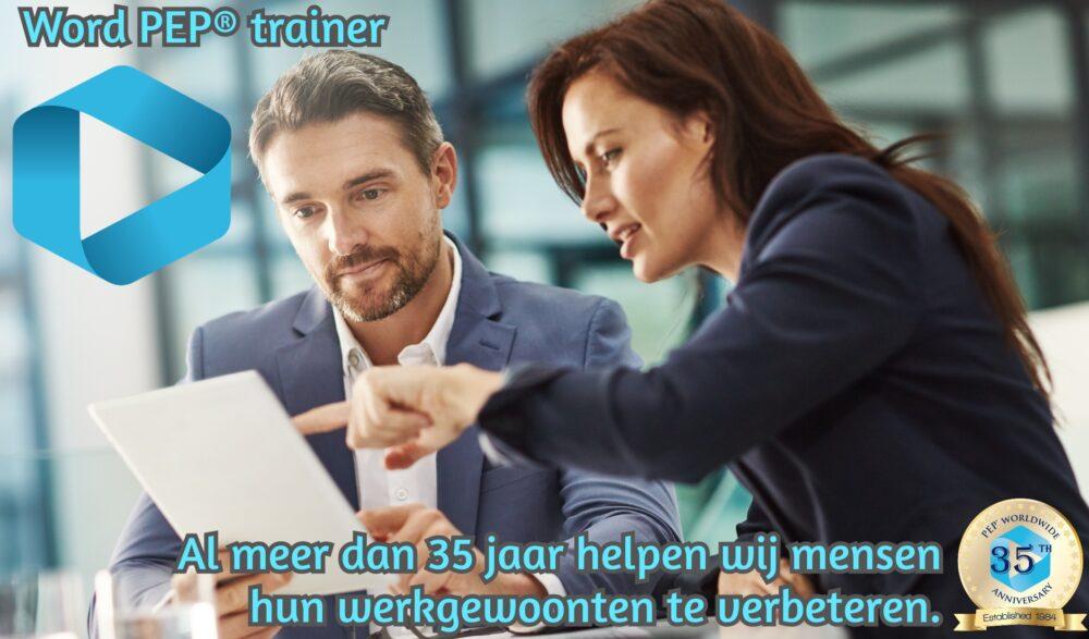 Heb jij het in je een PEP® trainer te worden?